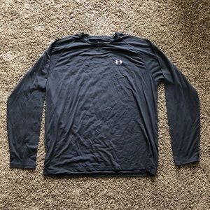 Under Armour black T-shirt long sleeve XL